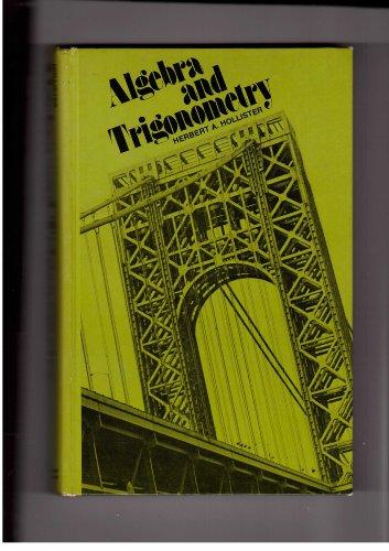 9780060428624: Algebra and trigonometry