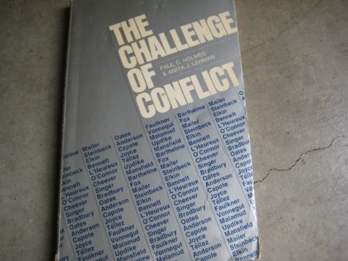9780060428662: The Challenge of conflict