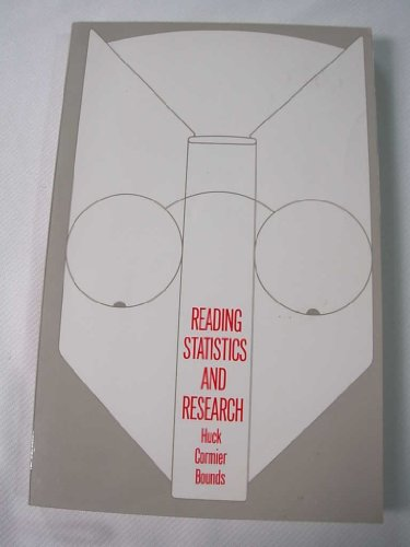 9780060429768: Reading Statistics and Research