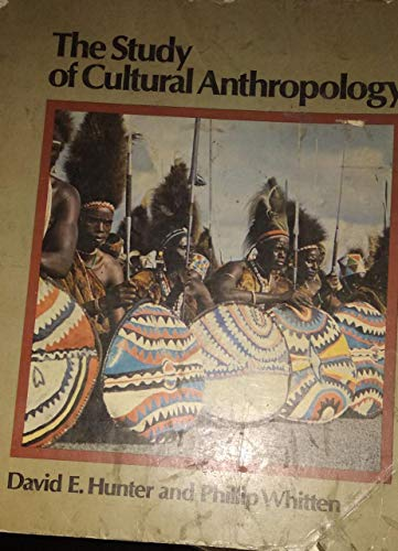 9780060430146: Study of Cultural Anthropology