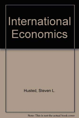 9780060430429: International Economics