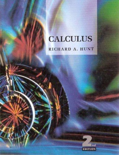 9780060430467: Calculus