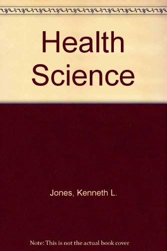 9780060434274: Health science