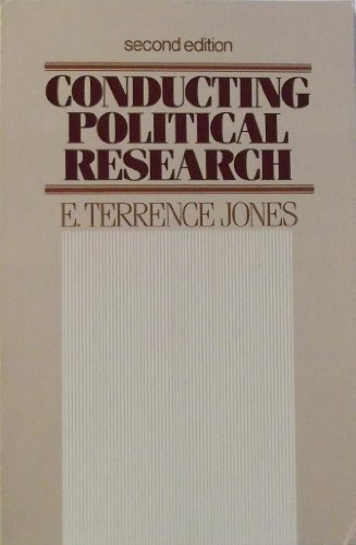 9780060434397: Conducting Political Research