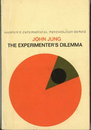 9780060434526: Experimenter's Dilemma