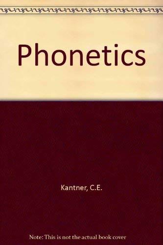 9780060435202: Phonetics