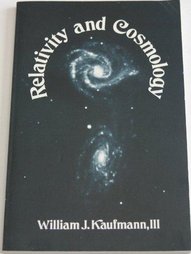 9780060435684: Relativity and Cosmology