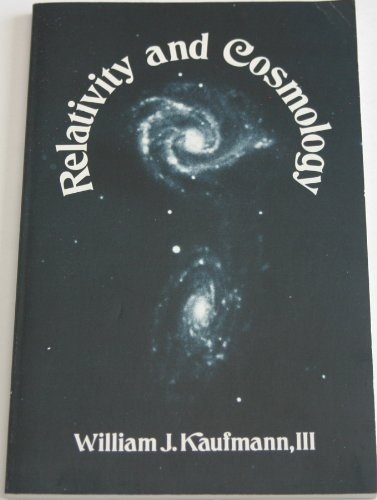 9780060435684: Relativity and Cosmology