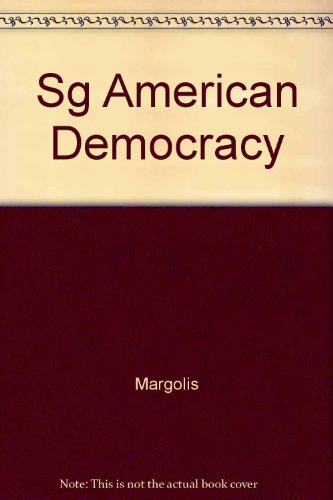 9780060435837: Sg American Democracy
