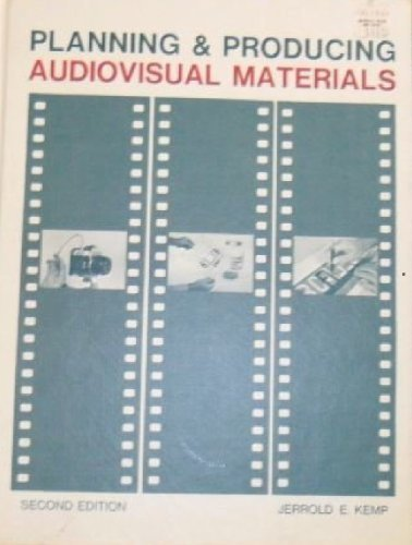 9780060435875: Planning and Producing Audiovisual Materials