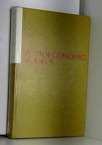 9780060437466: Microeconomic models