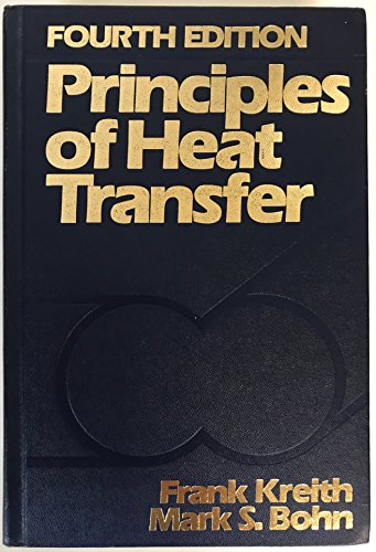 9780060437749: Principles of Heat Transfer