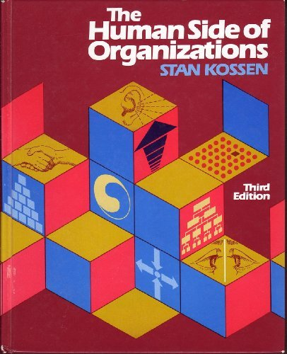 9780060437756: The human side of organizations