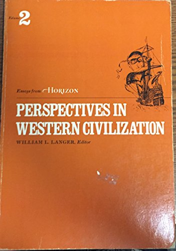 9780060438357: Perspectives in Western Civilization: Volume 1