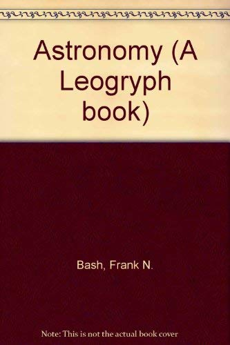 9780060438531: Astronomy (A Leogryph book)