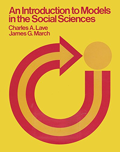 9780060438616: Introduction to Models in the Social Science