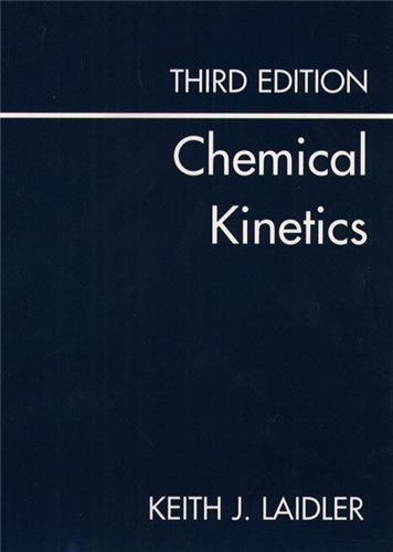 9780060438623: Chemical Kinetics (3rd Edition)