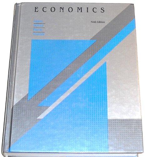 9780060439088: Economics