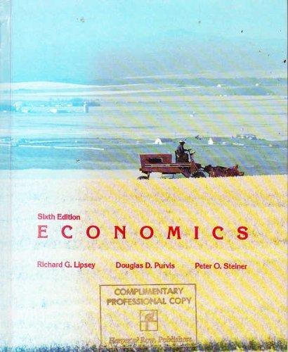 9780060439125: Economics