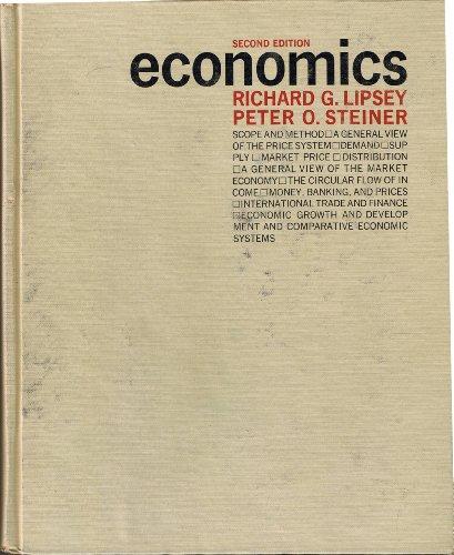 Economics 8e: Lipsey, Richard G,