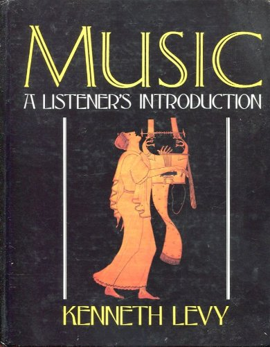 9780060439781: Music: A Listener's Introduction