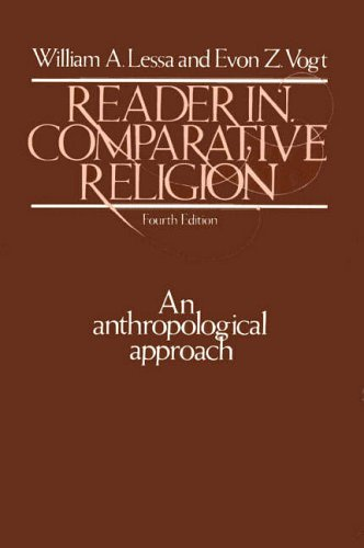 9780060439910: Reader in Comparative Religion: An Anthropological Approach