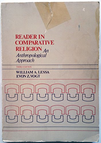 9780060439927: Reader in Comparative Religion: An Anthropological Approach