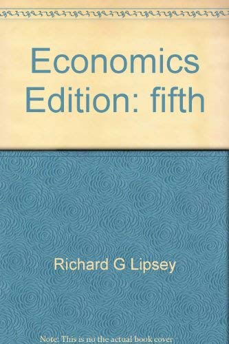 9780060440169: Economics Edition: fifth
