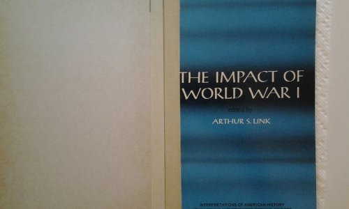 9780060440220: Impact of World War One
