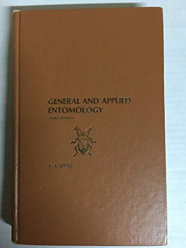 9780060440237: General and applied entomology