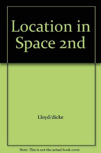 9780060440480: Location in Space 2nd