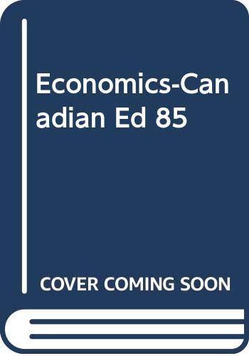 Economics: Douglas D. Purvis;
