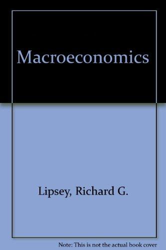9780060441029: Macroeconomics