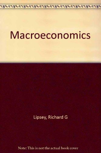 Macroeconomics: Peter O. Steiner;