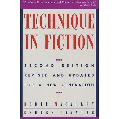 9780060441500: Technique in Fiction