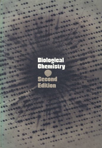 9780060441722: Biological chemistry