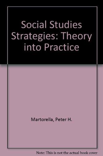 9780060442323: Social Studies Strategies: Theory into Practice