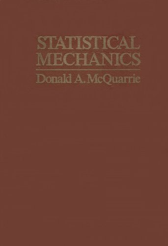 9780060443665: Statistical Mechanics