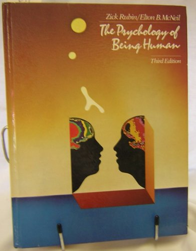 9780060443832: Psychology of Being Human