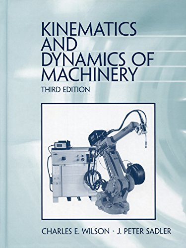 9780060444372: Kinetics and dynamics of machinery