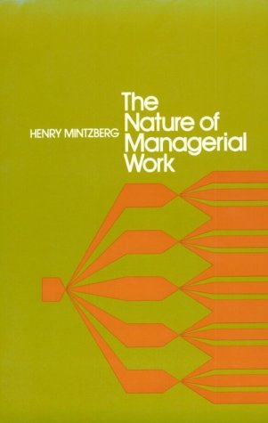 9780060445560: The Nature of Managerial Work