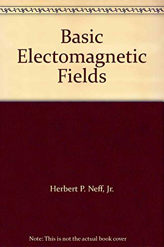 9780060447830: Basic Electomagnetic Fields