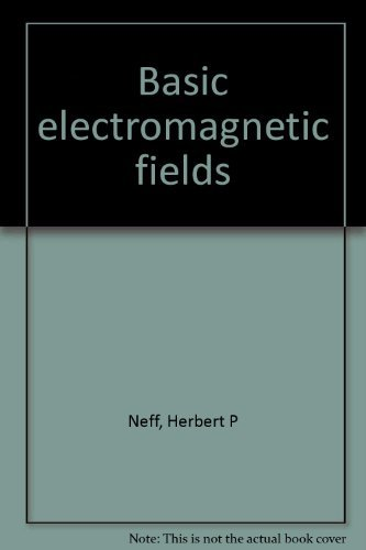 9780060447854: Basic electromagnetic fields