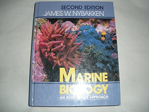 9780060448356: Marine Biology: An Ecological Approach