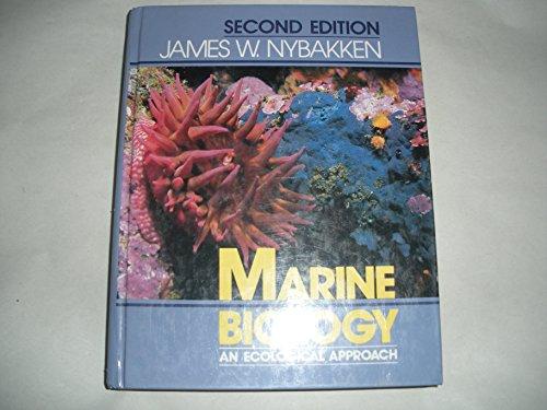 9780060448356: Marine Biology: An Ecological Approach