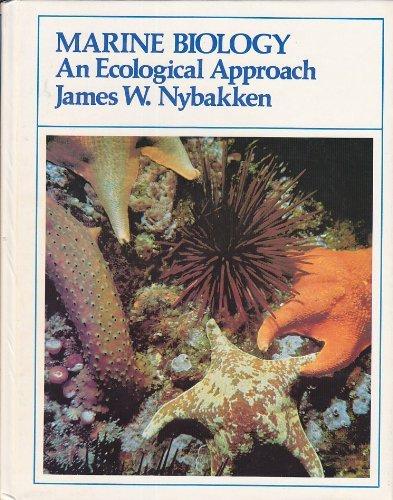 9780060448493: Marine Biology: An Ecological Approach