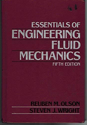 9780060449261: Essentials of Engineering Fluid Mechanics