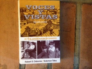 9780060449544: Voces y vistas;: Active Spanish for beginners (Spanish Edition)