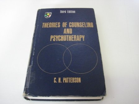 9780060450540: Theories of Counselling and Psychotherapy