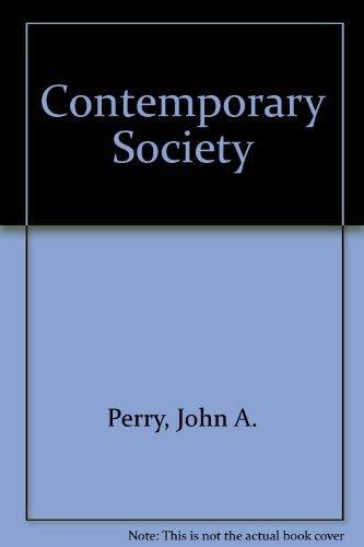 9780060451264: Contemporary Society